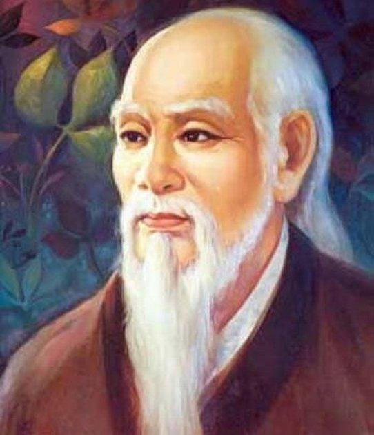 Ảnh Hải thượng lãn ông - Lê Hữu Trác