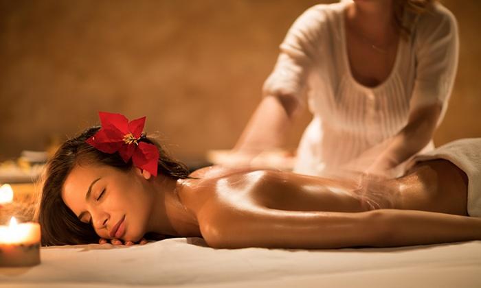 Massage giúp phục hồi thương tổn