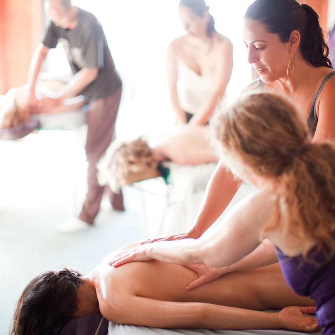 massage gia đình