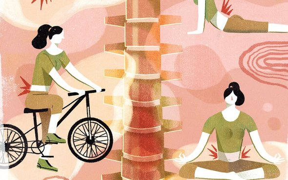 Trị liệu đau lưng và vai trò trị liệu tự nhiên (mới)