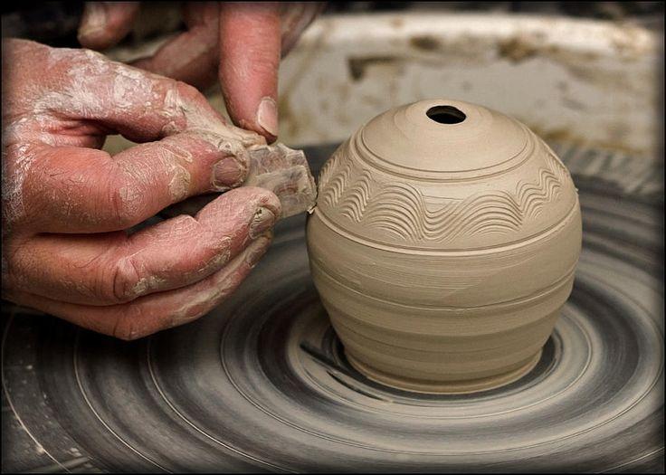 Trị liệu tự nhiên chữa bệnh giống như làm gốm?