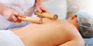bamboo Massage-Sticks