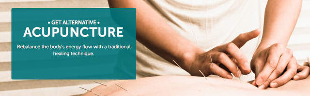 spa heal acupuncture