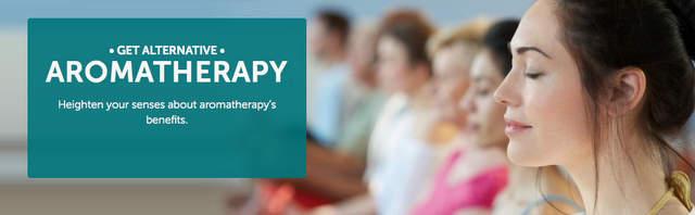 spa heal aromatherapy