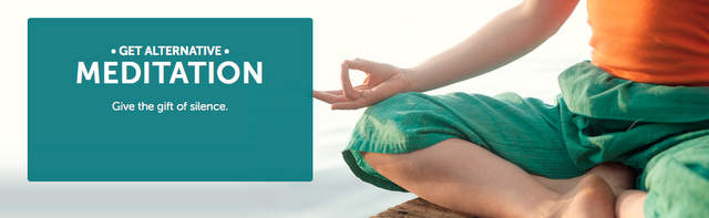 spa heal meditation