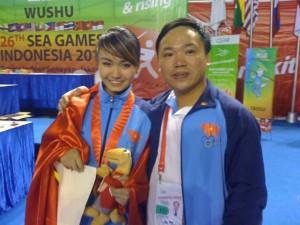 Bác-sỹ y học Thể thao Phạm Đình Vinh